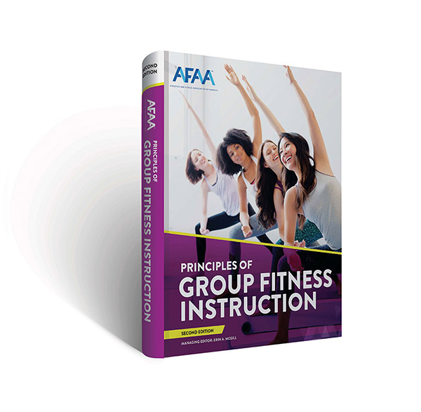 Afaa Group Fitness Practical: Afaa Group Fitness Textbook
