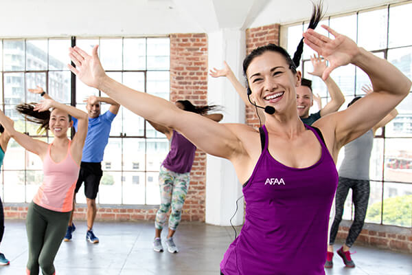 Certifications and courses afaa group fitness fandeluxe Image collections
