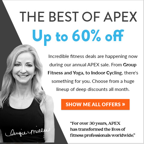 Group fitness certification afaa fit pack apex special financing fandeluxe Image collections